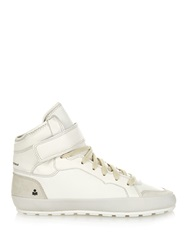 Isabel Marant Etoile Bessy High Top Trainers