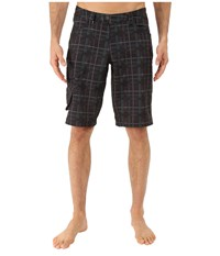Pearl Izumi Canyon Shorts Plaid Plaid Men's Shorts Multi