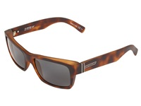 Vonzipper Fulton Polarized Tortoise Satin Grey Poly Polarized Sport Sunglasses Animal Print