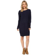 Brigitte Bailey Amaia Sweater Dress Navy Women's Dress