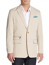 Robert Graham Classic Fit Julian Sportcoat Light Khaki