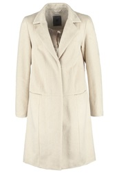 S.Oliver Classic Coat Offwhite Off White
