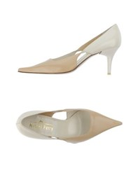 Michel Perry Footwear Courts Women