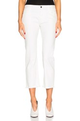 Nili Lotan Boyfriend Pants In White