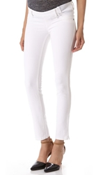 Dl1961 Angel Maternity Jeans White