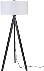 Lights Up Woody Floor Lamp