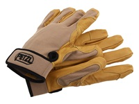 Petzl Cordex Belay Rap Glove Tan Outdoor Sports Equipment