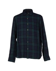 Alex Mill Shirts Shirts Men Dark Blue