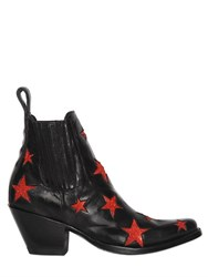 Mexicana 60Mm Circus Glitter Stars Leather Boots