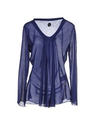 Nolita Shirts Blouses Women Blue