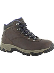 Hi Tec Altitude V I Waterproof Walking Boots Brown