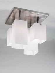 Illuminating Experiences Symmetry 3 Ceiling Light