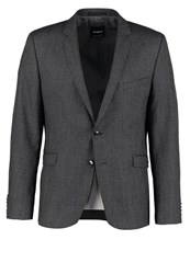 Strellson Lyac Suit Jacket Grau Grey