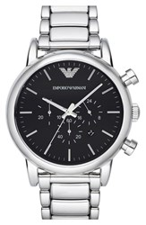 Men's Emporio Armani Chronograph Watch 43Mm