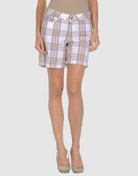 Franklin And Marshall Shorts Light Purple
