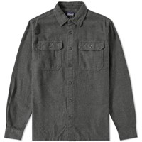 Patagonia Fjord Flannel Shirt Grey