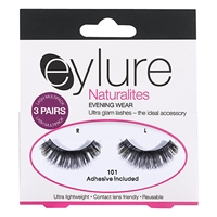 Eylure Naturalites 101 Evening Wear Multi Lashes Pack Of 3