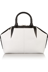 Alexander Wang Emile Doctor Two Tone Leather Tote