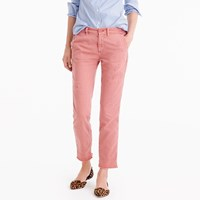 J.Crew Distressed Boyfriend Chino