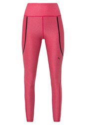 Puma Tights Rose Red Pink