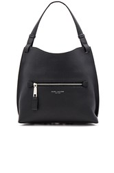 Marc Jacobs The Waverly Small Hobo Bag Black