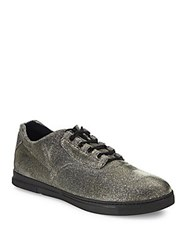 Stuart Weitzman Home Stretch Sparkle Sneakers Pyric