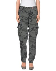 Superdry Trousers Casual Trousers Women Grey