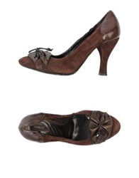 Vic Matie Vic Matie' Pumps Dark Brown