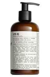 Le Labo 'Lys 41' Hand And Body Lotion