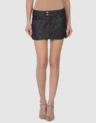 Cycle Denim Skirts Blue
