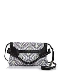 Foley Corinna Clutch Bevin Convertible Neon Weave