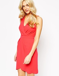 Oasis Crepe Shift Dress Chillired