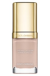 Dolce And Gabbana Beauty 'The Nail Lacquer' Liquid Nail Lacquer Perfection 105