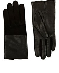 Rag And Bone Women's Division Leather Gloves Black
