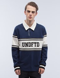 Undefeated Undftd Rugby L S Shirt