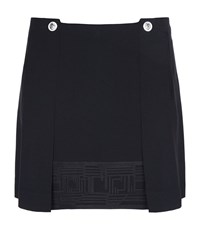 Versus By Versace Versus Versace Key Trim Mini Skirt Female