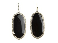 Kendra Scott Elle Earring Black Onyx Earring