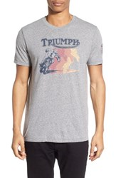 Men's Lucky Brand 'Retro Triumph' Graphic Crewneck T Shirt