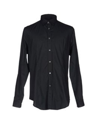 Master Coat Shirts Black