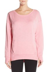 Zella 'Amore' Pullover Pink