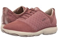 Geox Wnebula7 Old Rose Women's Shoes Tan
