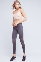 Anthropologie Vitality Leggings Dark Grey