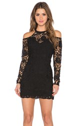Heartloom Audrey Dress Black