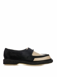 Adieu Type 28 Calf Hair And Leather Shoes