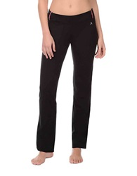 Danskin Ibiza Yoga Pants Black Pink