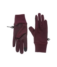 Dakine Storm Liner Gloves Rosewood Extreme Cold Weather Gloves Red