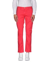 Re Hash Trousers Casual Trousers Men Coral