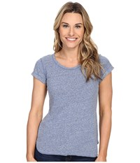Columbia Trail Shaker Short Sleeve Shirt Bluebell Heather Women's Short Sleeve Pullover