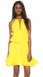 Alexis Monic Dress Yellow