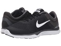 Nike In Season Tr 5 Black Dark Grey Anthracite White Women's Cross Training Shoes